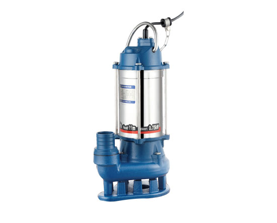 WQ(D)-B系列不锈钢污水污物潜水电泵