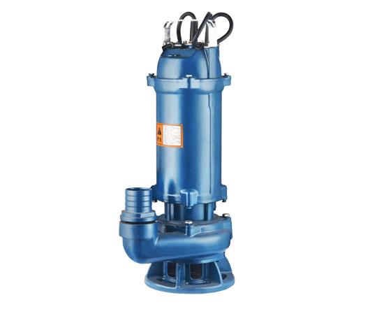 WQ(D)系列污水污物潜水电泵3