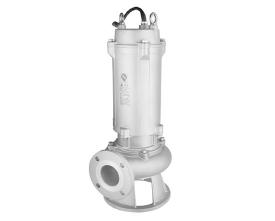 太仓JYWQ-S系列全不锈钢切割式污水泵